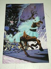 BRAVEST WARRIORS PARALYZED HORSE GIANT #1 KABOOM COMICS VARIANT NM (9.4)