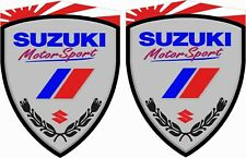 Suzuki Swift Sport SZ5 SZ Motorsport 80mm wing Decals Stickers