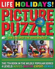 Life: Picture Puzzle Holidays! by Editors of Life