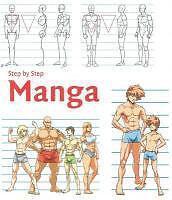 Manga Step by Step (2010, Taschenbuch)