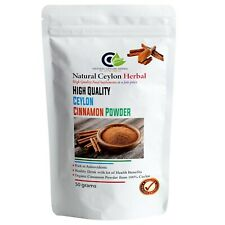 Ceylon organic Cinnamon powder- Not cassia-weight loss -50g/Pouch -Free Shipping