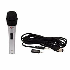 Brand New-Axess Mp1506 Professional Wired Dynamic Karaoke Handheld Microphone