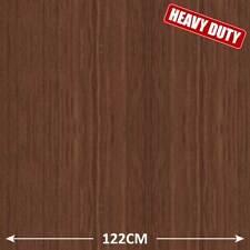Tapete selbstklebend Holzdekor braun abwaschbar Vinyltapete 122cm x 100cm