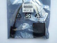 NEW SEALED BIZLINK HP F7W96AA 752660-001 DISPLAYPORT TO DVI SL ADAPTER CABLE