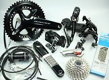 SALE !!! 2017 Shimano Dura Ace Group 9100 11s Groupset Kit Group Set - All Specs
