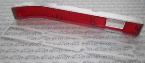 1970 Buick Skylark, GS, GSX Tail Lamp Lens with Gasket. OEM #5962139. Free Ship
