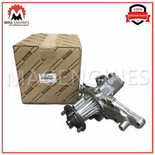 16100-49847 GENUINE OEM WATER PUMP 2JZ-GTE 1610049847