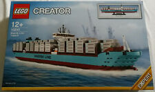 LEGO® Creator Expert 10241 Maersk Line Triple-E Containerschiff Neu & OVP (New)