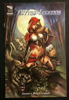 GRIMM FAIRY TALES MYTHS AND LEGENDS 1 VARIANT J SCOTT CAMPBELL VF/NM+ RED RIDING