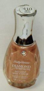 1 Sally Hansen Diamond Strength No Chip Nail Color 3K OR MORE! #410