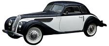 BMW Bayerische Motoren Werke ungelochte histor. Aktie München 1925 Auto Bayern