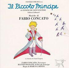 Audiolibro audiobook  CD Audio FABIO CONCATO legge IL PICCOLO PRINCIPE  usato