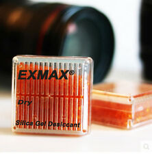 2pcs Pro Reusable Silica Gel Desiccant Moisture Absorb for Camera, Closets,Food