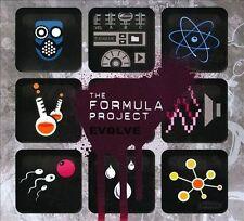 Evolve  The Formula Project  Audio CD