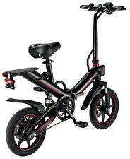 V5 Electric Bike Folding Bikes 400w APP Control Bicycle 48v 15AH Foldable