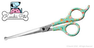 Kenchii Pets - Happy Puppy Home or Pro Dog Grooming Shears / Scissors 5.5 or 6.5