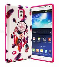 Hybrid Rubber Soft Silicone Black TPU Case Cover For Samsung Galaxy Note III 3