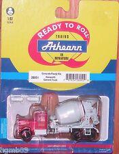 ATHEARN 28051 KENWORTH CEMENT TRUCK CONCRETE READY MIX