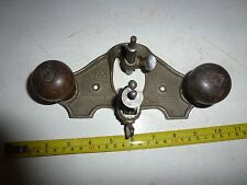 Vintage Stanley USA No 71 Router Plane in Good Condition Only1Cutter Pat.9-10-07