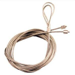 NEW *PAIR* CARDALE Mk2 Mk3 Centre Overhead Clock Spring DRUM Type CABLES Wires
