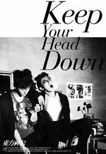 DBSK TVXQ - Keep Your Head Down [Limited Hard Case Edition]