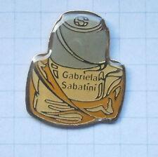 Gabriela sabatini... cosméticos/perfume-pin (101b)