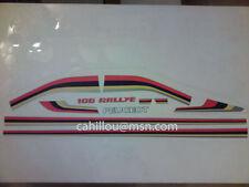 Kit complet stickers decals autocollants Peugeot 106 Rallye 1