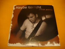 Cardsleeve Single CD ANTON AREMA Maybe Tonight 2TR 2008 acoustic country pop