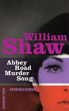 Abbey Road Murder Song von William Shaw, UNGELESEN