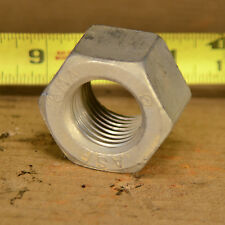 "1-1/4"" 316 Stainless Steel External Hex Nut 8tpi for 1.25"" 1 1/4""-8 Threads"