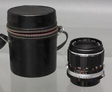 Soligor Miranda Bayonet Mount 35mm f/2.8 Manual Focus Wide Angle Lens