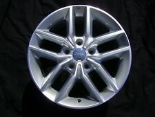 "2017 JEEP Grand Cherokee 18"" 18x8 Silver Factory OEM Rim Wheel & Cap 9156 9164"