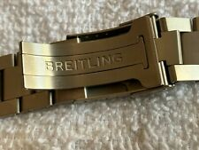 AUTHENTIC NEW BREITLING AEROSPACE EVO TITANIUM BRACELET 22-20mm 152E