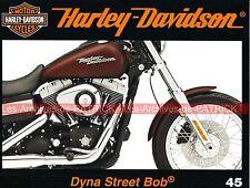 HARLEY DAVIDSON FXDB 1584 Dyna Street Bob ; Lone Star Rally Galveston to Texas