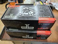 """Polk audio marine speaker (2).sets of DB650 6.5"""" Coaxial speakers"""