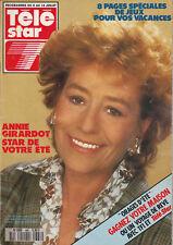Télé Star N°666 - Annie Girardot - Jean Yanne - Lee Remick - Batman - Marie Ange