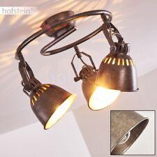 Plafonnier 3 spots Luminaire Retro Lampe à suspension Lampe de cuisine Métal