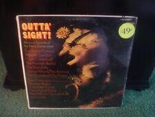 OUTTA' SIGHT LP CAPITOL Standells Human Beinz Davie Allan ORIGINAL PRESS SEALED