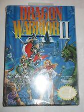 Dragon Warrior II 2 (NES) Nintendo NEW Factory Sealed