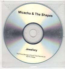 (ET581) Micachu & The Shapes, Jewellery - DJ CD