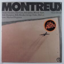 MONTREUX First Divide COLUMBIA PC-36982 LP SEALED ~