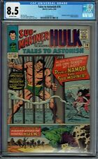 CGC 8.5 TALES TO ASTONISH #70 1ST SOLO APPEARANCE OF THE SUB-MARINER OW PAGES
