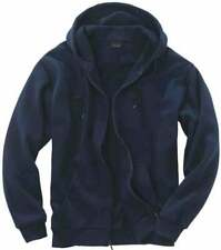 River's End Thermal Lined Zip Hoodie  Athletic   Hoodies & Sweatshirts Navy Mens
