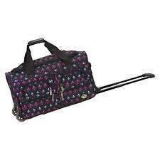 "Rockland 22"" Rolling Duffel Bag - Icon"