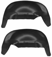 Fits 19-20 Silverado 1500 Husky Liner Thermoplastic Rear Wheel Well Guards 79061