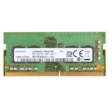 DDR4 8 GB RAM Samsung PC4 2400T Laptop Speichermodul - M471A1K43CB1 CRC SODIMM #