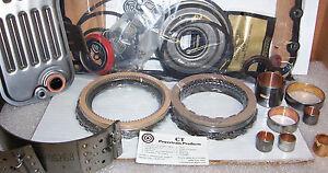 5R55S 5R55W 2002-On Super Master Rebuild Kit W- Steels Filter Fits Ford Mercury