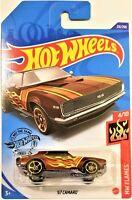 Hot Wheels - 2020 HW Flames 4/10 '67 Camaro 231/250 (BBGHD59)