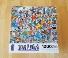 "CEACO Crowd Pleasers by Jan Van Haasteren 1000 Pc Jigsaw Puzzle ""On Thin Ice"""
