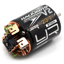 Hackmoto 23T brushed motor for 1:10 RC race - drift cars may suit Tamiya Sakara